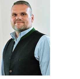 1. Bürgermeister, Marco Dollinger
